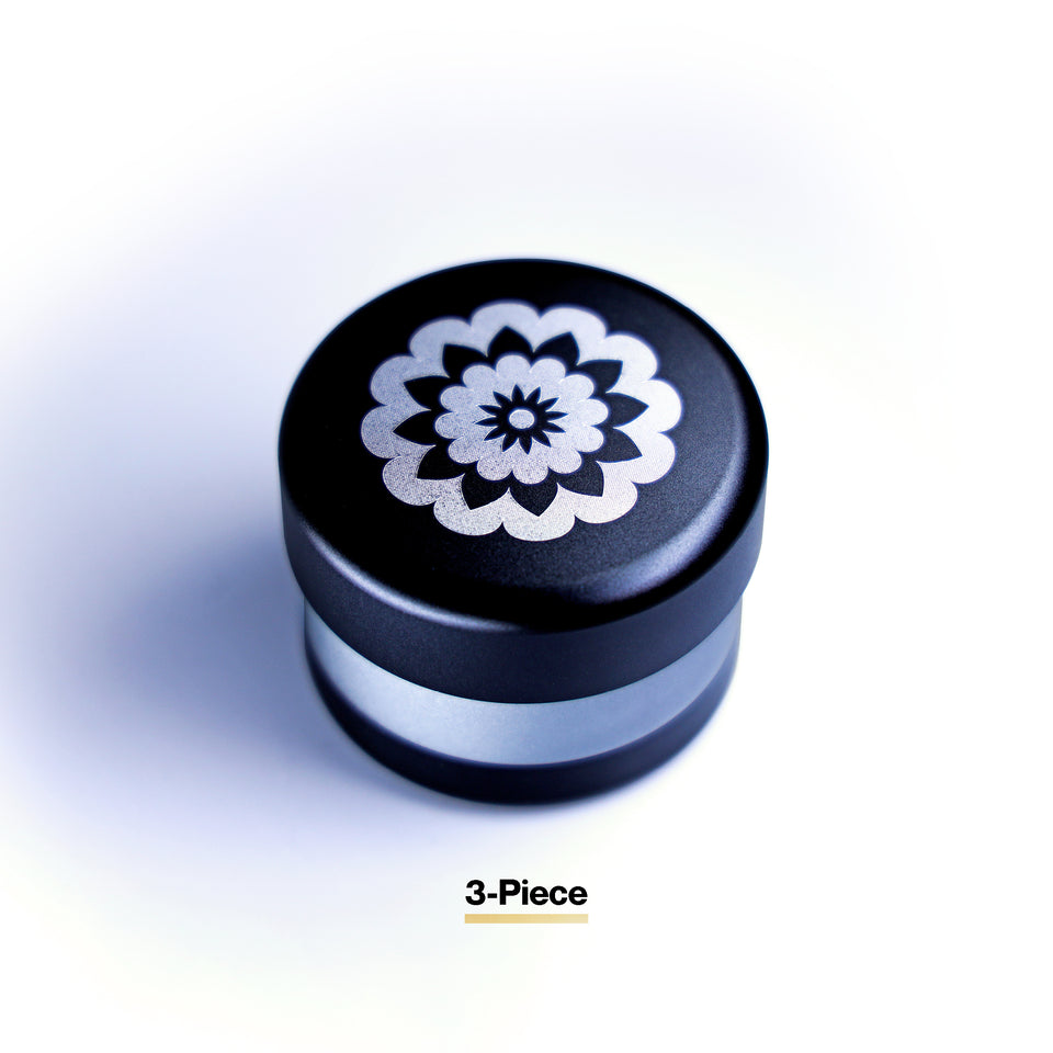 Premium Edition Flower Mill with Ring (3-Piece)