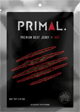 Primal Hot Beef Jerky - 3.5oz