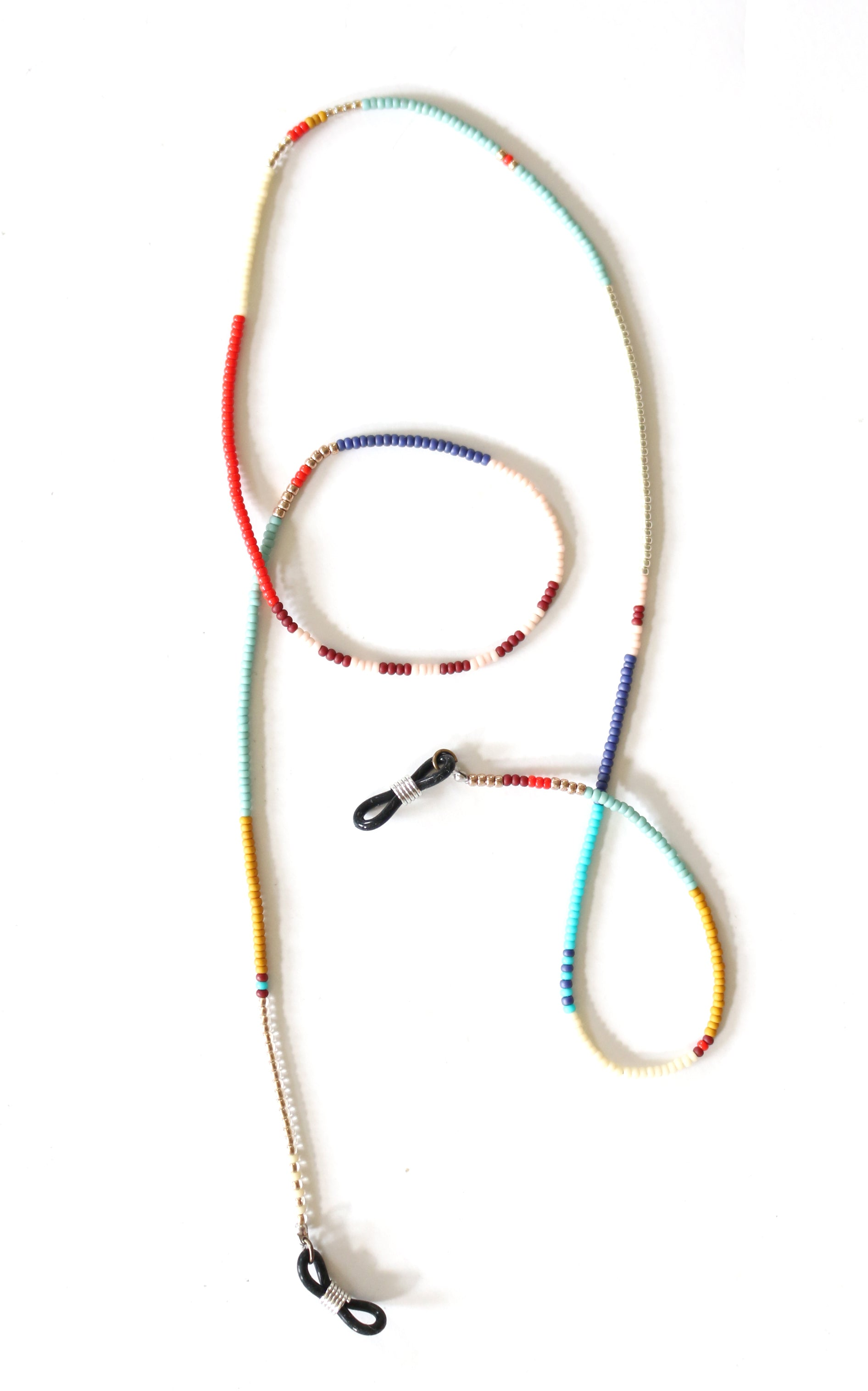 Beaded Eyewear Chain (Mix No. 9)