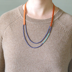 Color Story Necklace (Mix No. 3)
