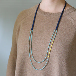Color Story Necklace (Mix No. 9)
