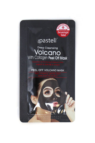 Volcano Face Mask
