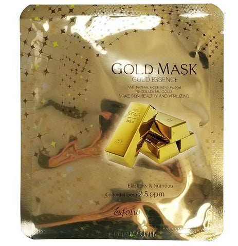 Gold Essence Face Mask