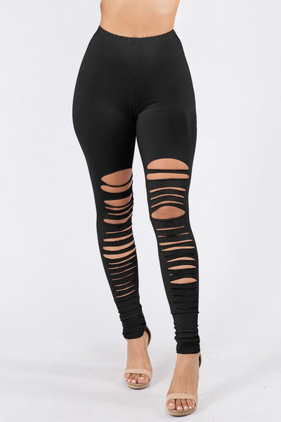 Ziggy Leggings in Black