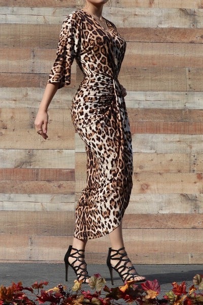 Wild & Free Bodycon Dress
