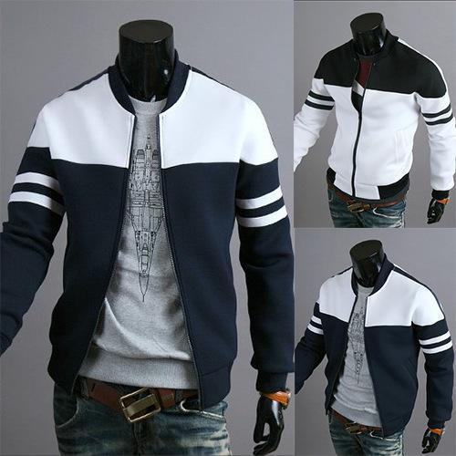 Fashionable mens clothing new style  spring and autumn hot sale coat jacket