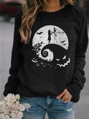2020 Christmas New Products Loose Round Neck Sweater Creative Christmas Jacket