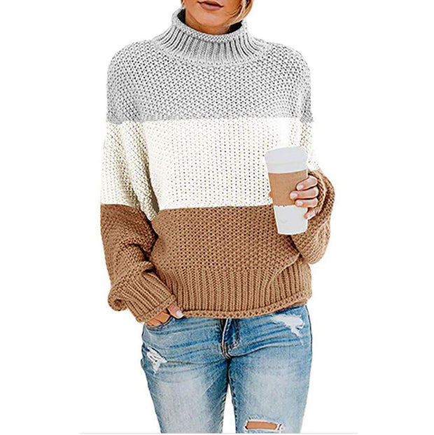 NEW Women Pullover Winter Warm Sweater👚(50% OFF AND BUY 2 FREE SHIPPING)