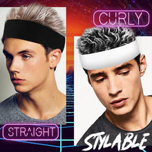 Load image into Gallery viewer, Men's Fashion - Spiked Hair Wig Headband Beauty mikgoodies