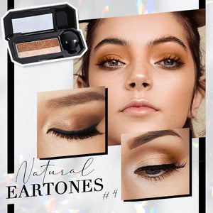 Perfect Dual-color Eyeshadow Beauty & Personal Care Clevativity Earthtones