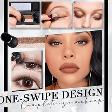 Load image into Gallery viewer, Perfect Dual-color Eyeshadow Beauty & Personal Care Clevativity