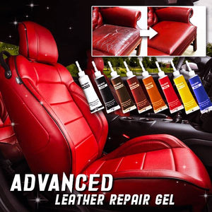 Multi-Color Advanced Leather Repair Gel (50% OFF) Car RochLaRue Black
