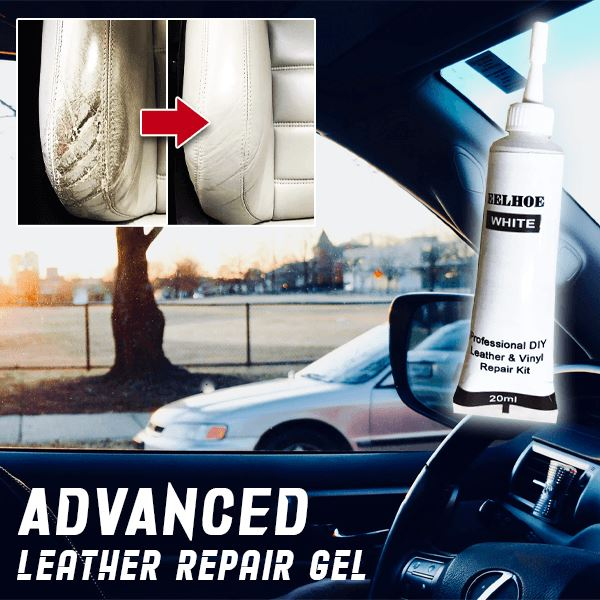 Advanced Leather Repair Gel (50% OFF) Home esfrankius White
