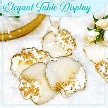 Load image into Gallery viewer, Crystal Resin Coaster DIY Kit Crafts & DIY esfrankius