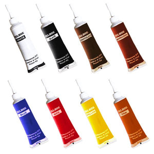 Multi-Color Advanced Leather Repair Gel (50% OFF) Car RochLaRue White