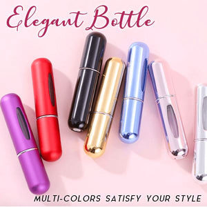 Refillable Perfume Atomizer Beauty Clevativity