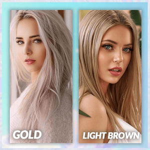 Hair Coloring Shampoo (50% OFF) Beauty RochLaRue GOLD 1 PC (For Short To Medium Length Hair)