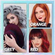Load image into Gallery viewer, Hair Coloring Shampoo (50% OFF) Beauty RochLaRue GREY 1 PC (For Short To Medium Length Hair)