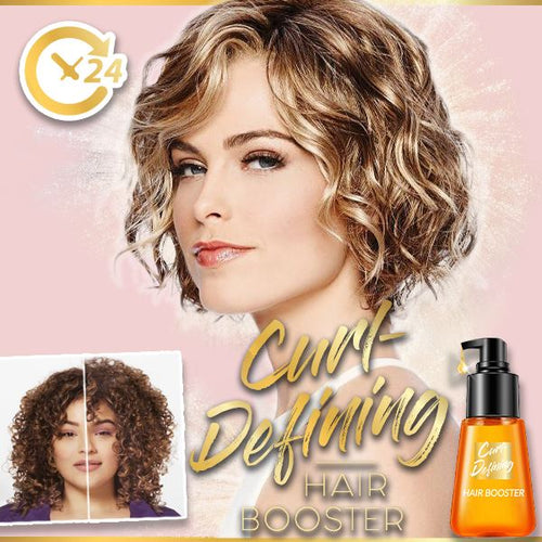 Curl-Defining Hair Booster Beauty mikgoodies
