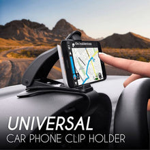 Load image into Gallery viewer, Universal Car Phone Clip Holder Car Genuinius