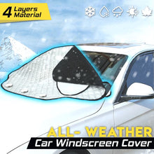 Load image into Gallery viewer, All-Weather Car Windscreen Cover Car softystarry