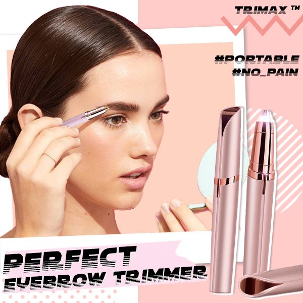 Trimax™ Perfect Eyebrow Trimmer Beauty & Personal Care US Wishingoal