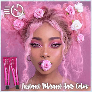 Hair Coloring Shampoo (50% OFF) Beauty RochLaRue PINK 1 PC (For Short To Medium Length Hair)