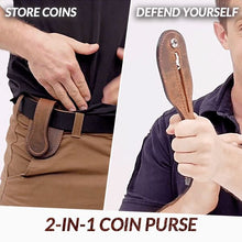 Load image into Gallery viewer, EDC Tool Self Defense Coin Purse Outdoor esfrankius