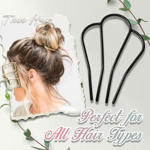 French Twist Comb Beauty mikgoodies THIN HAIR