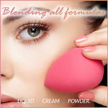 Load image into Gallery viewer, Dual-Edged Makeup Sponge (2pcs) Beauty mikgoodies