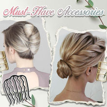 Load image into Gallery viewer, French Twist Comb Beauty mikgoodies