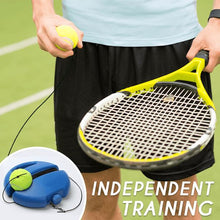 Load image into Gallery viewer, Fill & Drill Tennis Self-Training Kit Innovative MintyParadise
