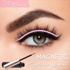 THUNDA Magnetic Eyeliner-Lashes Set Beauty & Personal Care MintyParadise