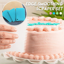 Load image into Gallery viewer, Cake-Decors Nozzle Scraper Set Kitchen & Dining Delicate Lilac