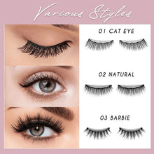 Load image into Gallery viewer, THUNDA Magnetic Eyeliner-Lashes Set Beauty & Personal Care MintyParadise 03 Barbie