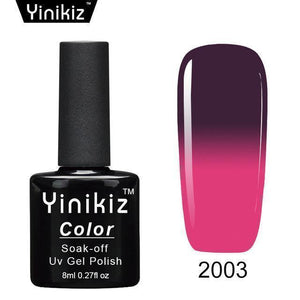 Color Changing Nail Gel Polish Beauty Clevativity 2003