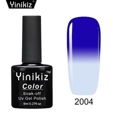 Load image into Gallery viewer, Color Changing Nail Gel Polish Beauty Clevativity 2004