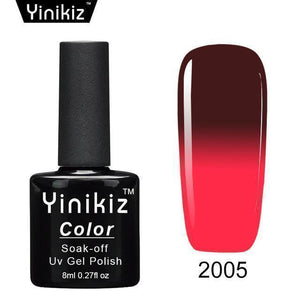 Color Changing Nail Gel Polish Beauty Clevativity 2005