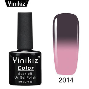 Color Changing Nail Gel Polish Beauty Clevativity 2014