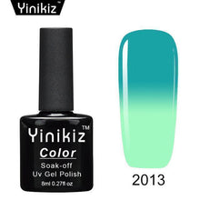 Load image into Gallery viewer, Color Changing Nail Gel Polish Beauty Clevativity 2013