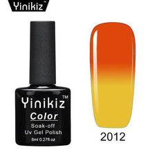 Load image into Gallery viewer, Color Changing Nail Gel Polish Beauty Clevativity 2012