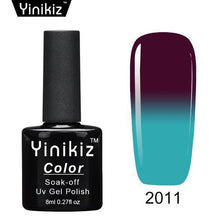 Load image into Gallery viewer, Color Changing Nail Gel Polish Beauty Clevativity 2011