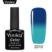 Load image into Gallery viewer, Color Changing Nail Gel Polish Beauty Clevativity 2010