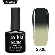 Load image into Gallery viewer, Color Changing Nail Gel Polish Beauty Clevativity 2008