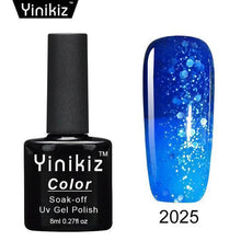Load image into Gallery viewer, Color Changing Nail Gel Polish Beauty Clevativity 2025