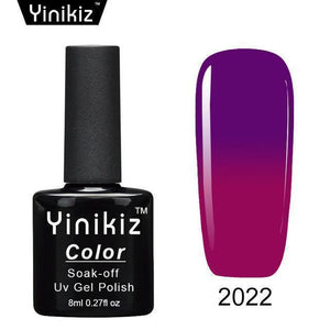 Color Changing Nail Gel Polish Beauty Clevativity 2022
