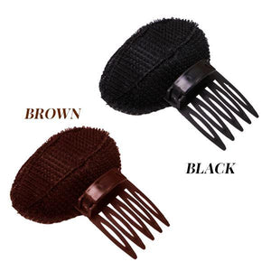 Airy Puff Hair Pad (3PCS) Beauty & Personal Care usimaginever Brown - 2 Pcs