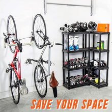 Load image into Gallery viewer, Wall Mount Bicycle Rack Innovative RochLaRue