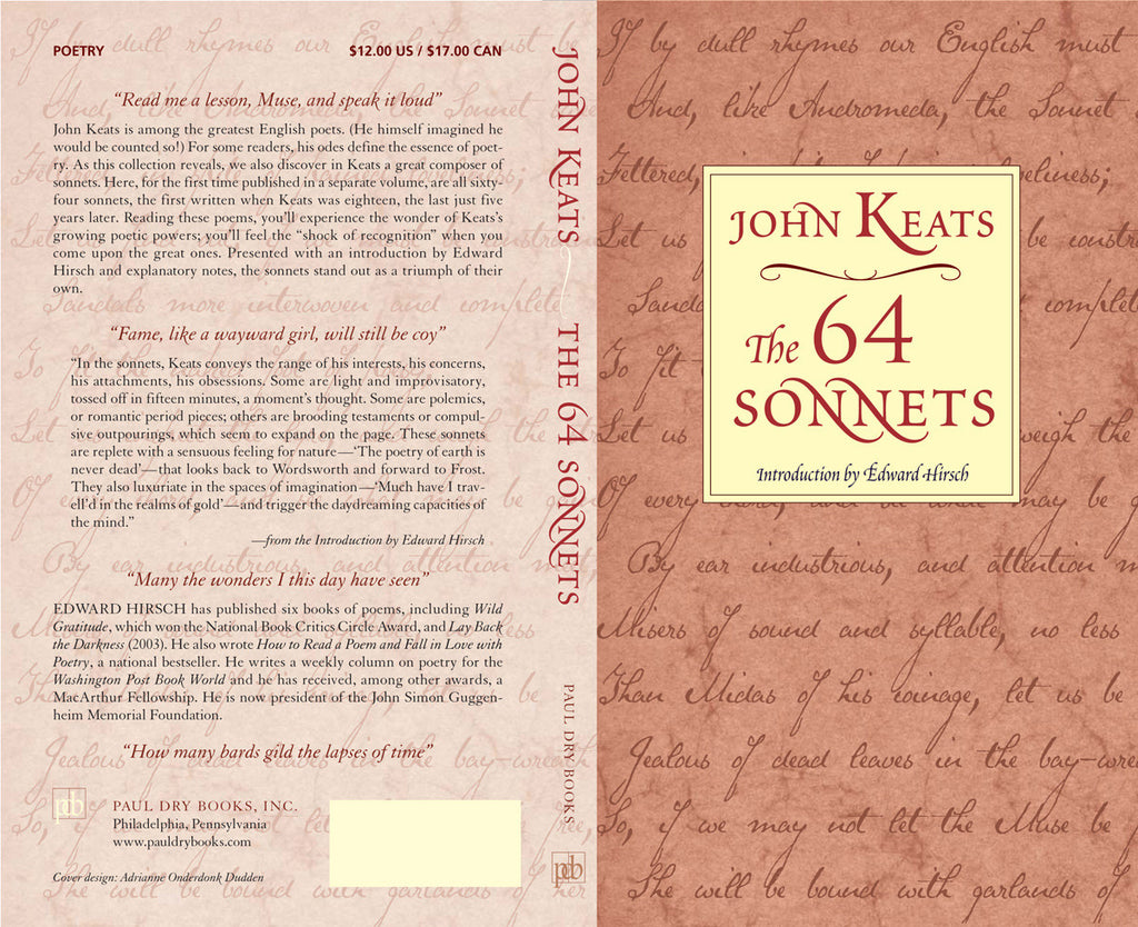 the sonnets paul dry books inc the 64 sonnets the 64 sonnets