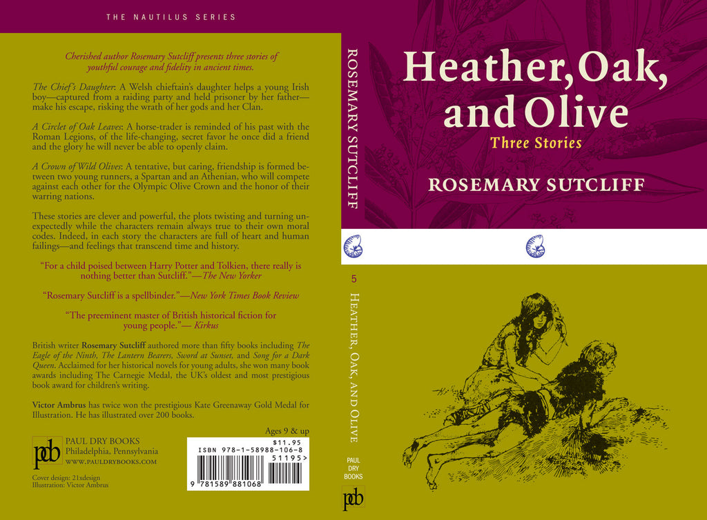 Heather, Oak, and Olive